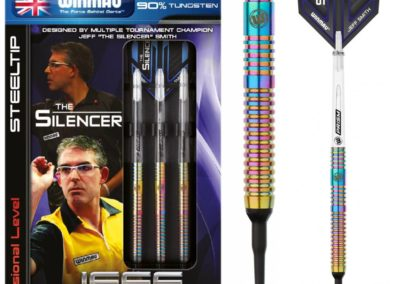 Winmau Jeff Smith 90% Softdarts  18g