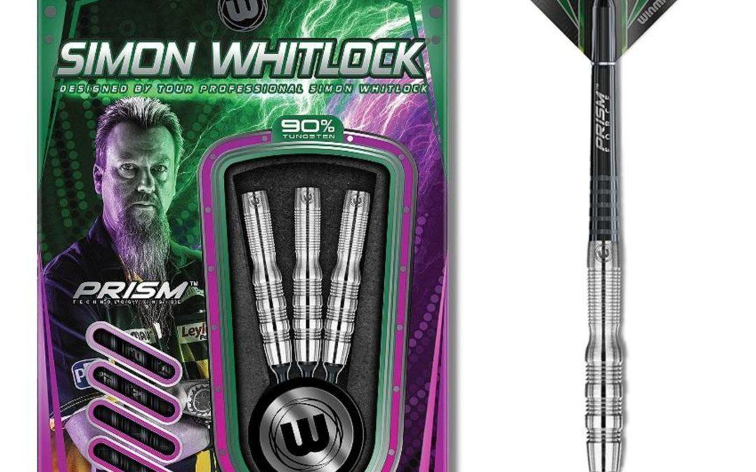 Winmau Simon Whitlock Silver 90% Softdarts                 18g