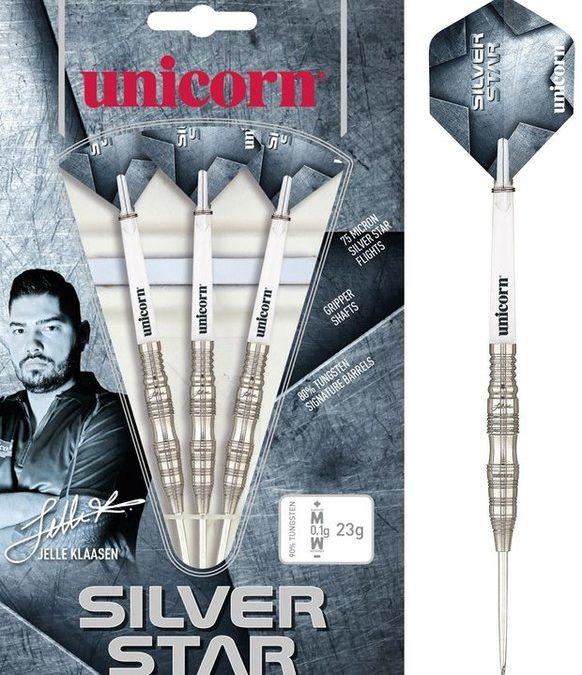 Unicorn Silver Star Jelle Klaasen