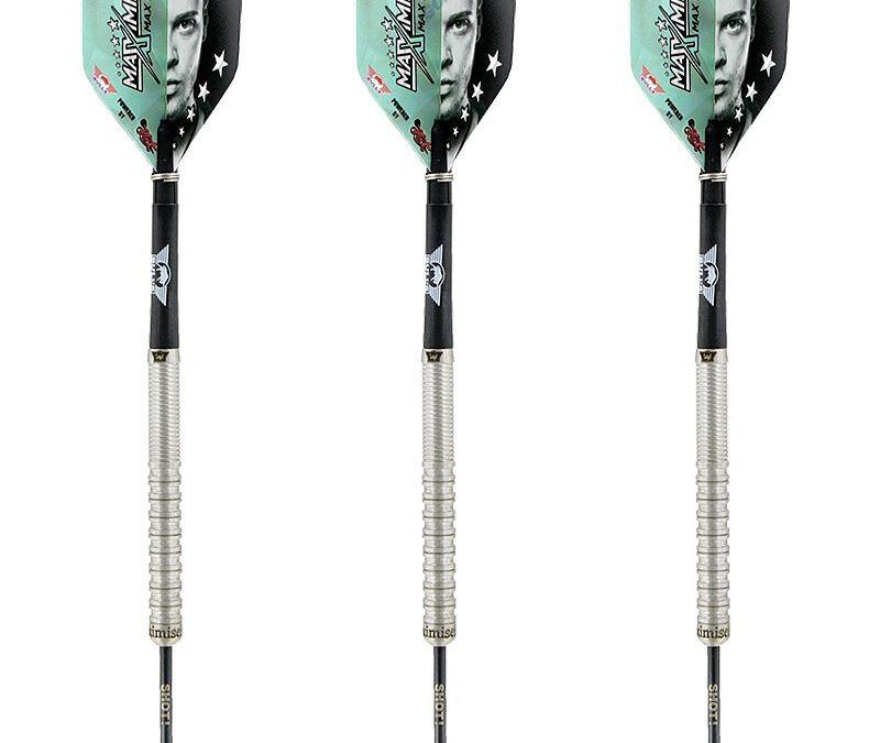 BULL'S Steel Darts Bull´s powered by Shot Darts Max Hopp 90% Max90 2.0 Gen 2