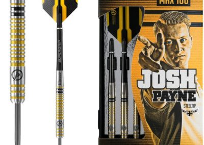 Harrows Josh Payne 90% Tungsten Steeldarts