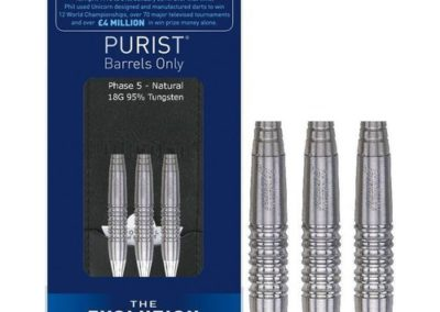 Unicorn Evolution Phase 5 Purist Soft Barrels – 18g      25% Rabatt